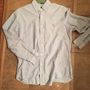 Longsleeve button down
